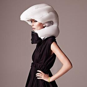 Hövding Airbag City hjelm sort